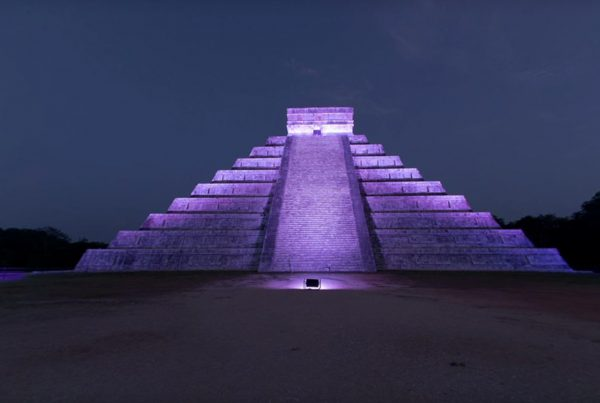 lavender-pyramid